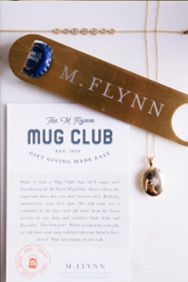 JOIN THE MUG CLUB